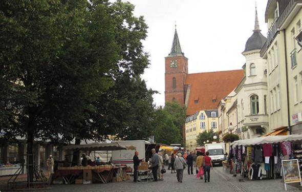 Citymanagement Bernau
