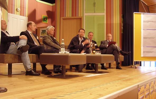 Regionen im Dialog