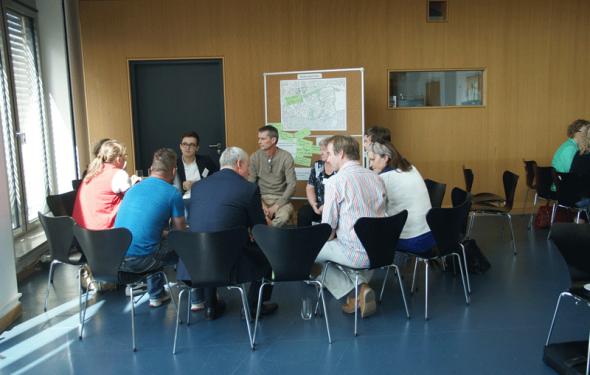 Bezirkskonferenz Marzahn-Hellersdorf