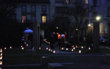 Lichterfest Fordoner Platz