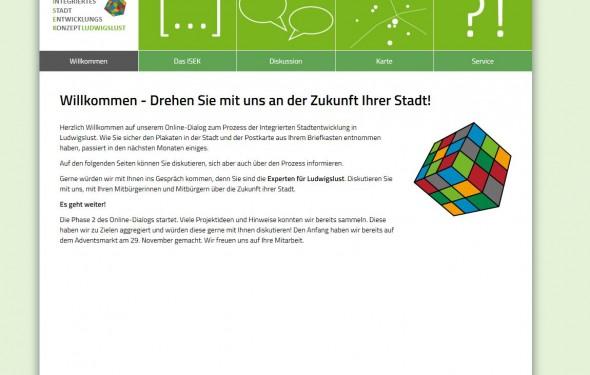 Online Dialog Ludwigslust
