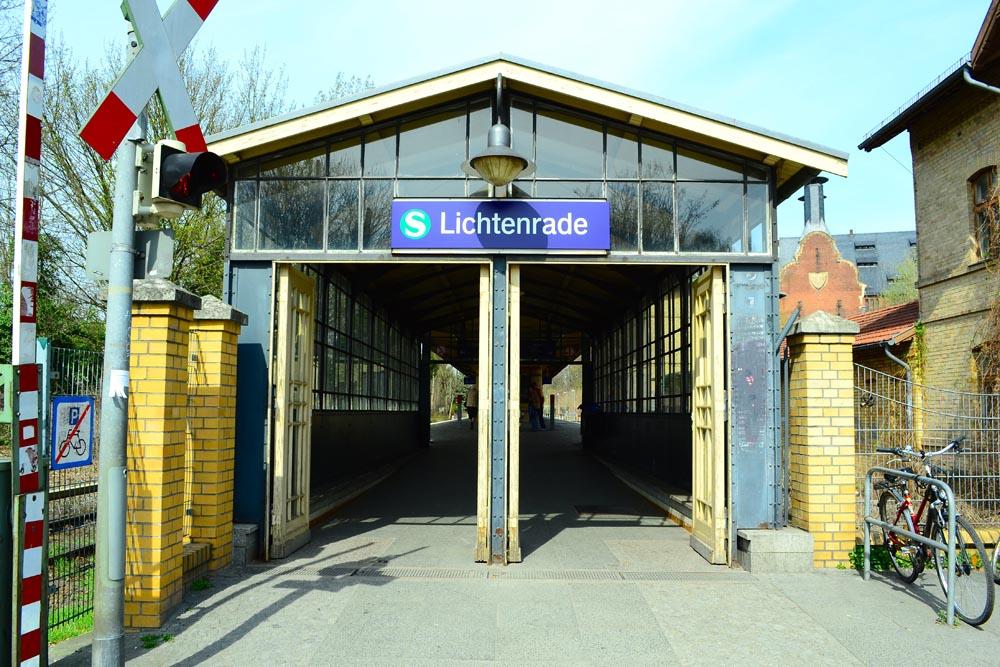 Bahnhof Lichtenrade