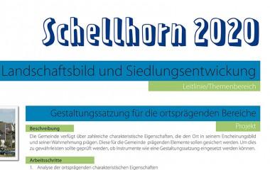 Leitbild Schellhorn