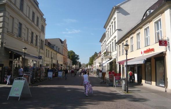 Stadtmarketingkonzept Potsdam