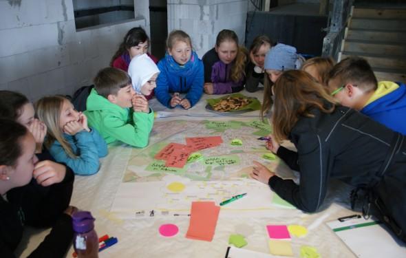 Schülerbeteiligung Bergen