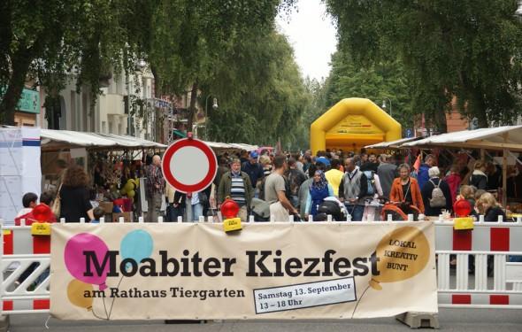 Kiezfest Moabit
