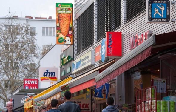Die Turmstraße