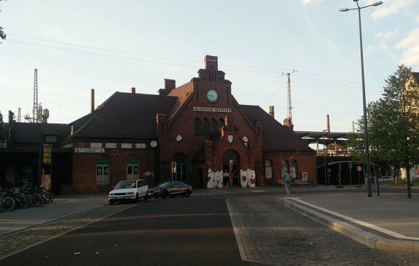 Neustädter Bahnhof